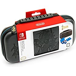 Bigben Interactive Carry Case Zelda Gray Rangement Console Compatible:Nintendo Switch