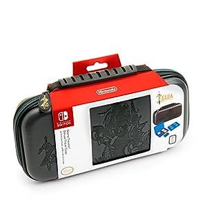Tasche Zelda Travel Case NNS44 Grau (Nintendo Lizenz)