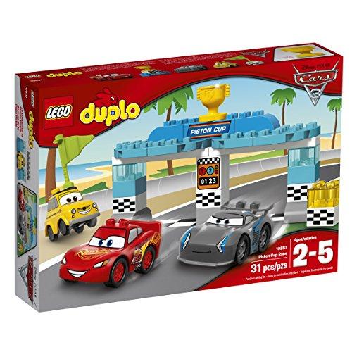 LEGO DUPLO Cars TM - Carrera de la Copa Pistón (10857) 13