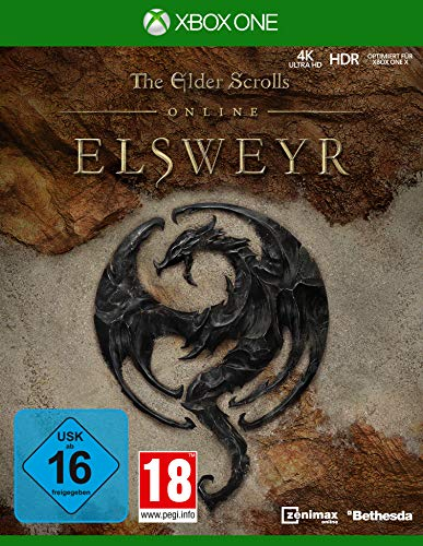 The Elder Scrolls Online: Elsweyr [Xbox One] (Xbox-mmo-games)