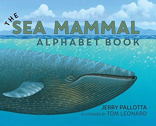 The Sea Mammal Alphabet Book (English Edition)