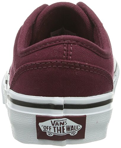 Vans - Y Atwood (Textil), Sneakers per bambini Rosso (Canvas oxbloo DDU)