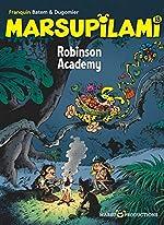 Marsupilami, Tome 18 - Robinson Academy : Opé l'été BD 2019 de Luc Batem