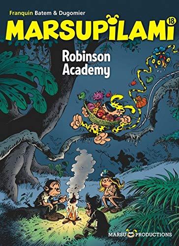 Marsupilami, Tome 18 : Robinson Academy : Opé l'été BD 2019