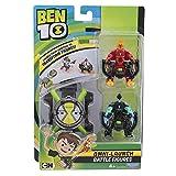 Giochi Preziosi - Ben 10 Inferno e XLR8 Lanciatore Omnitrix con 2 Personaggi Trasformabili, Multicolore, BEN22500
