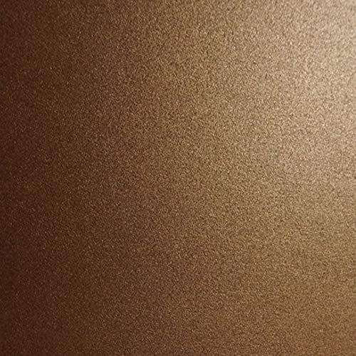 Foundation A4 Pearl Cardstock 230gsm - Antique Copper, single sheet - Copper Sheet Stock