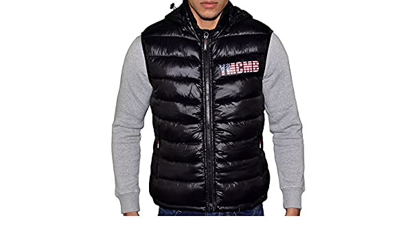 2b099f654a YMCMB - Doudoune Sans Manches - Homme - Ve1311 Usa - Noir - XXL: Amazon.fr:  Vêtements et accessoires