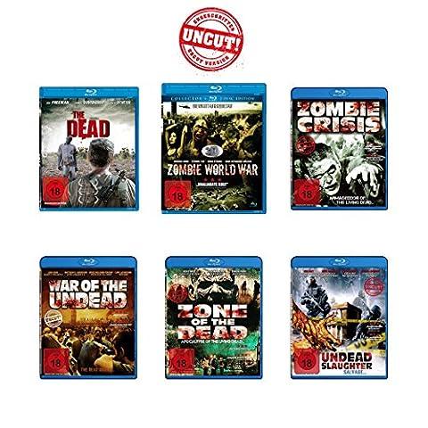 Zombie (Uncut!) - Blu-ray 6er