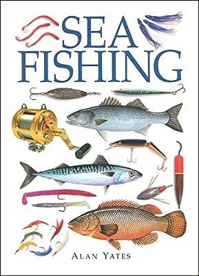 Sea Fishing by Parragon Plus