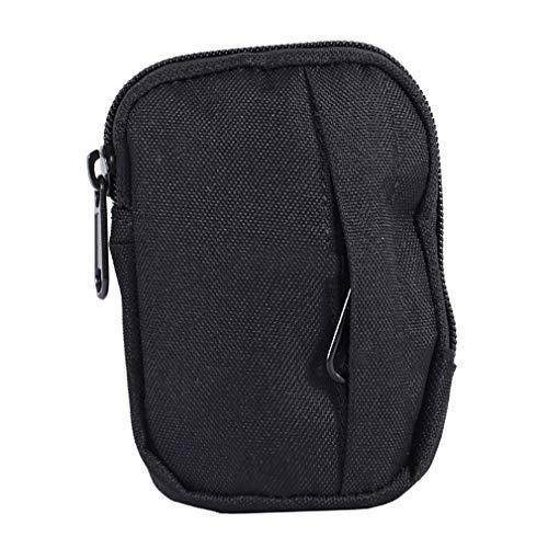 JOOFFF Sport Hängen Taschen Tasche Multifunktionale Gadget Gürtel Taille Taschen Mini Geldbeutel Für Sport Wandern Camping, 1# -