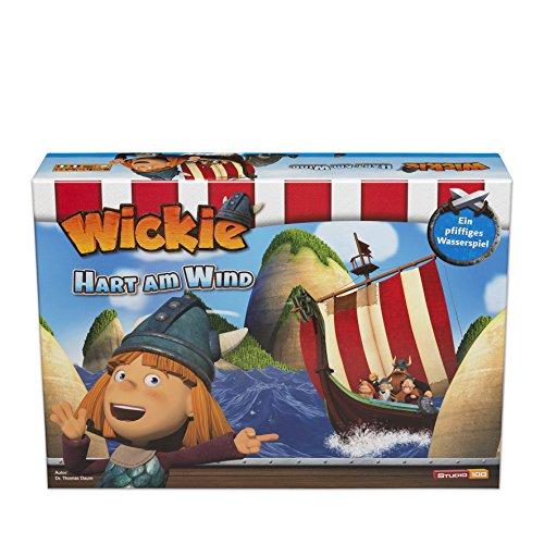 Studio 100 MEVI00000510 - Wickie und die starken Männer Brettspiel, Hart am Wind