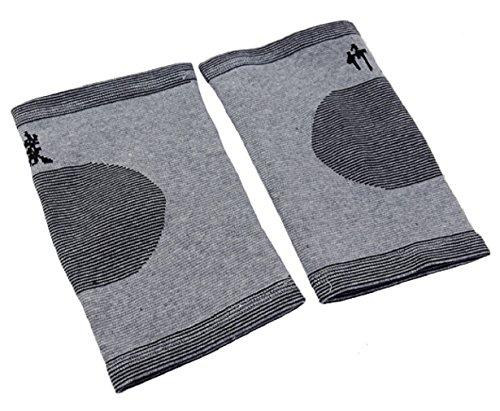 Elastische Knorpel Knie-unterstützung (Groten Neu Knie Bandage Patella Knorpel Bänder Wickel Elastisch Unterstützung EO56)