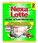 Nexa Lotte Kleider- & Textil-Mottenfa...
