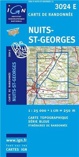 Nuits-St-Georges GPS: IGN3024E par IGN