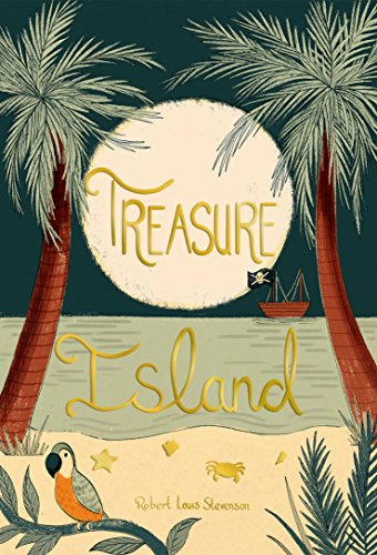 Treasure Island (Wordsworth Collector's Editions)