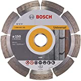 Bosch 2608602193 - Disco de corte de diamante Professional for UNIVERSAL 150