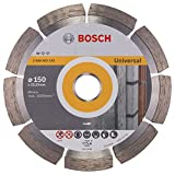 Bosch 2608602193 - Disco de corte de diamante Professional for UNIVERSAL 150