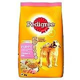 #6: Pedigree Puppy Dog Food Chicken & Milk, 3 kg Pack