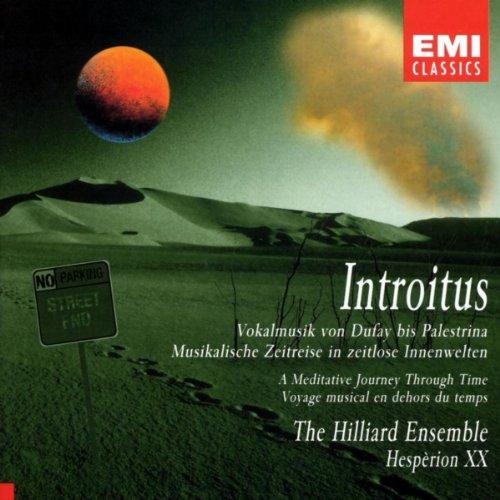 Introitus  Vokalmusik Von Dufay Bis Palestrina (Musikalische Zeitreise In Zeitlose Innenwelten)