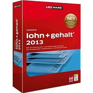 lexware lohn gehalt 2013 version software. Black Bedroom Furniture Sets. Home Design Ideas
