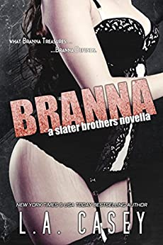 BRANNA by [Casey, L.A.]