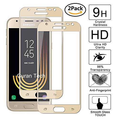 Guran [2 Paquete] Protector Pantalla Samsung Galaxy