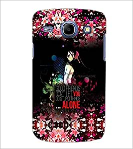 PrintDhaba Quote D-2853 Back Case Cover for SAMSUNG GALAXY MEGA 5.8 (Multi-Coloured)