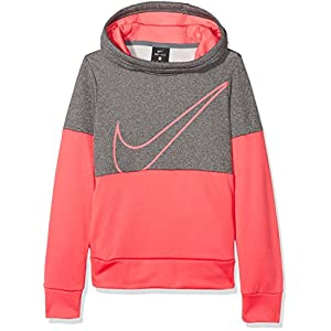 Nike Girls 'Therma Training Hoodie Sweatshirt, Mädchen