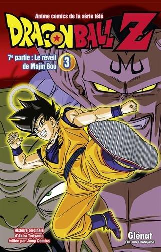 Dragon ball Z - Cycle 7 Vol.3 : La résurrection d...