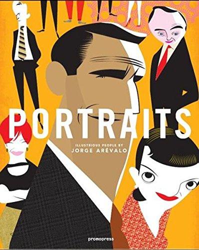 Portraits par Jorge Arévalo Marchán
