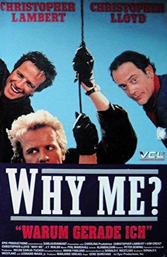 Why Me? - Warum gerade ich [VHS]