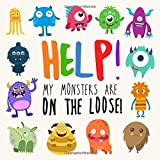 Best Books For A 2 Year Olds - Help! My Monsters Are on the Loose!: A Review