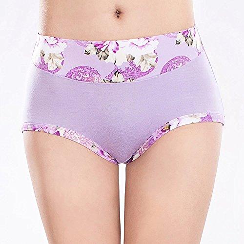 Unterhosen Unterwäsche Bambusfaser Slip Sexy Lady Hose, Lavendel Greatlpk Lavender