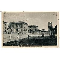 1948 S.Cesario sul Panaro Viale Vittorio Veneto