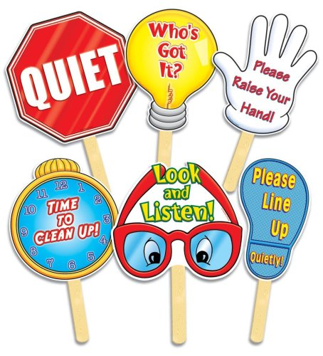 Manage Your Class Signs por Teacher's Friend Publications