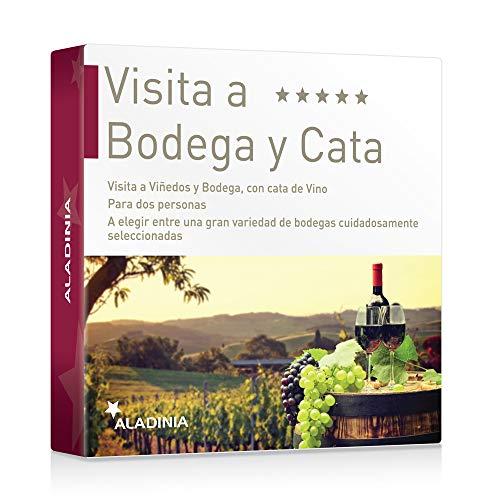 ¿Os gustaría disfrutar del mundo del vino de una manera diferente? No os perdáis este pack de Visita a Bodega y Cata de Vino para dos.   Despertad vuestros sentidos para apreciar la vista de los viñedos, notar todo el aroma y el sabor del vino en la ...