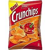 Lorenz Snack World Crunchips Hot Paprika, 4er Pack (4 x 175 g)