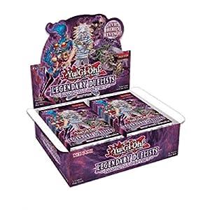 yu-gi-oh KONLED5 - Caja de 36 Paquetes de duelistas legendarios inmortales