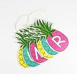 SUNBEAUTY Ananas Girlande SUMMER Buchstaben Banner Sommerparty Dekoration - 8