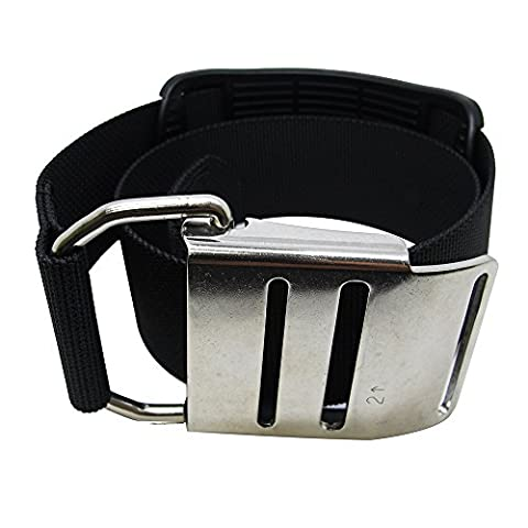 Palantic Tech Diving Tank Cam Band w/ Stainless Steel Buckle