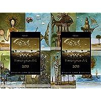 Wandkalender 2018 + A3 hoch + Kunstkalender