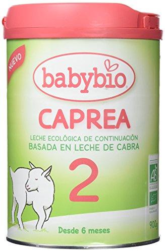 Babybio Caprea Leche 2 Continuación - 900
