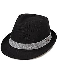 Sombrero de paja de verano Gorra de sol Hombre Gorra de playa plegable unisex Beach Holiday Safari
