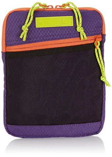 Burton Erwachsene Etui Hyperlink Mini Tablet, Grape Crush Dmnd Rip, 16 x 1.6 x 21.2 cm, 1 Liter, 15305100521 (Mini Burton)
