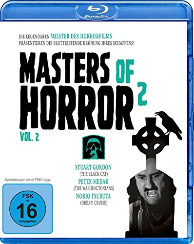 Masters of Horror Vol. 2 - Vol. 2 (Tsuruta/Medak/Gordon) [Blu-ray]