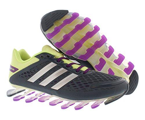 Adidas Springblade Razor Femmes Chaussures de course Taille Us 6, Largeur régulière, Couleur Noir gray