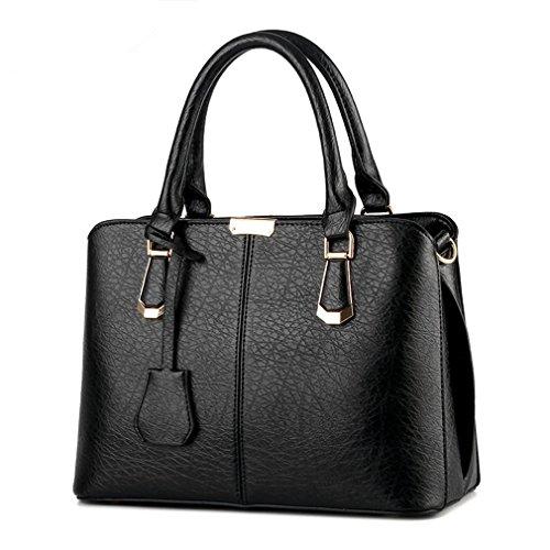 HQYSS Borse donna Coreano moda dolce donna tracolla Messenger , treasure blue black