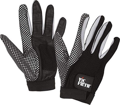 guanti batterista Vic Firth Drumming Gloves - Enhanced Grip and Ventilated Palm - Medium