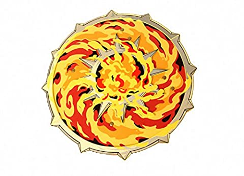 Costumes Flamme - Liontouch - LT00191 - Bouclier Flamme -