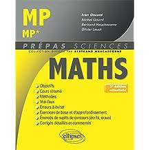 Mathématiques MP/MP* - 3e édition actualisée